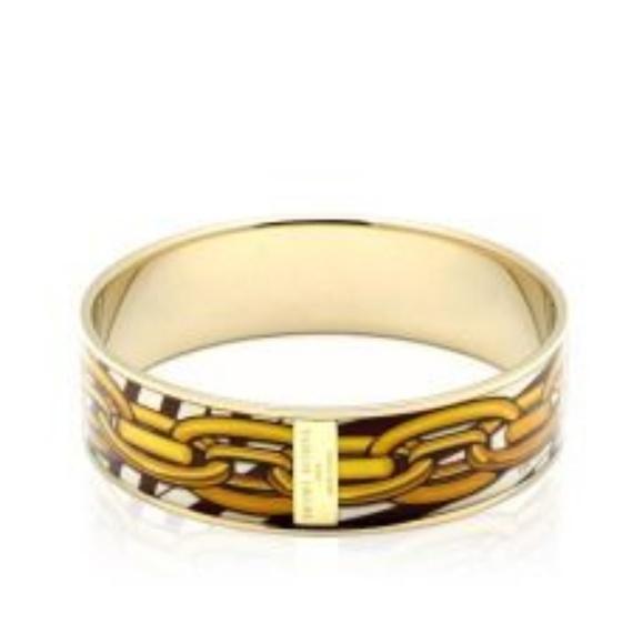 Henri Bendel Jewelry Chain Design Bangle Bracelet Poshmark